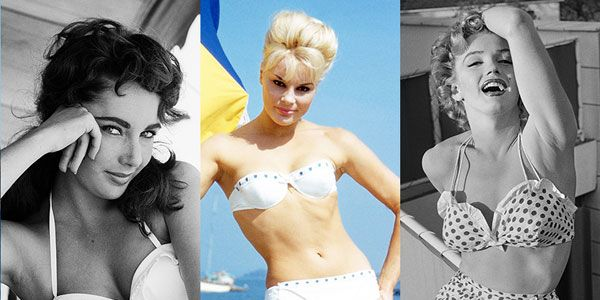 52 Vintage Pictures of Our Favorite Icons Enjoying Summer