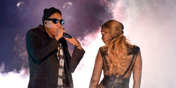 Beyoncé and Jay Z Air Wedding Footage During Their On The Run Tour