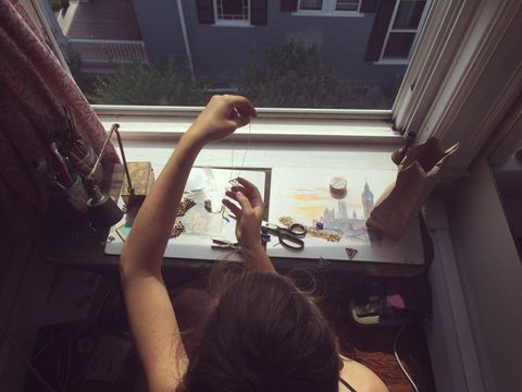 Finger, Window, Hand, Home, House, Fixture, Nail, Wrist, Tints and shades, Window covering,