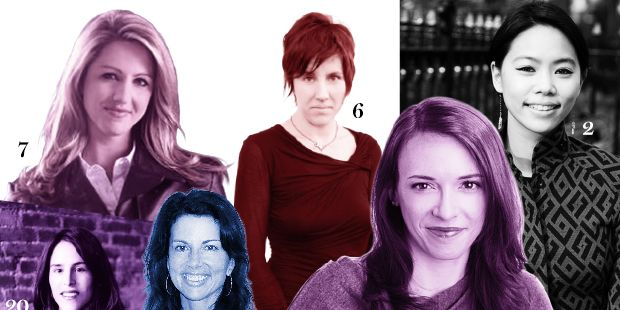 20 Women Who Are Changing the Ratio