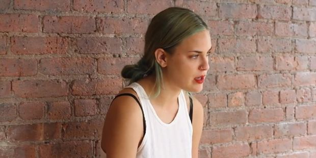 Tallulah Willis Stripped Down to Her Underwear to Talk About Body Image
