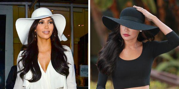 8 Times Kim Kardashian and Naya Rivera Were Doppelgängers