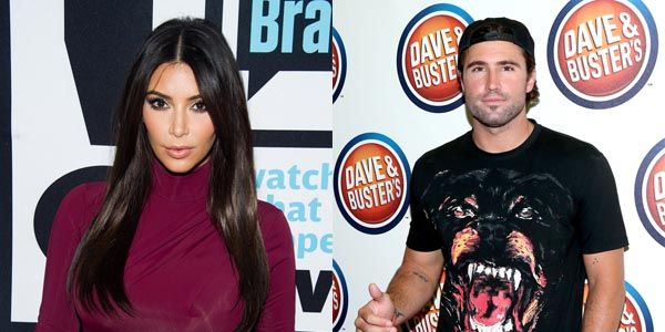 There's Some Serious Drama Brewing Between Kim Kardashian And Brody Jenner