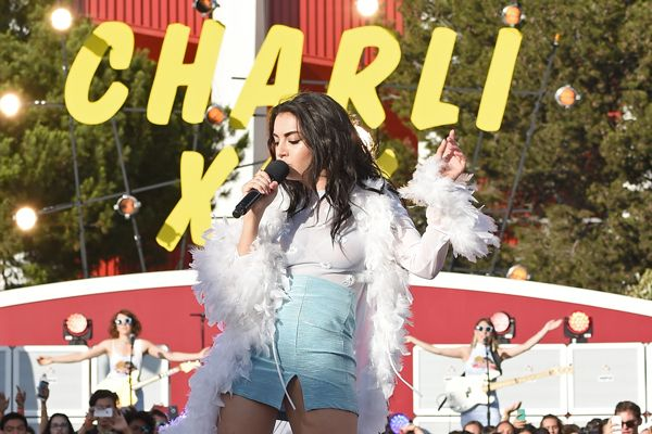 Charli XCX Hit With a Sexist Remark Live On the Radio