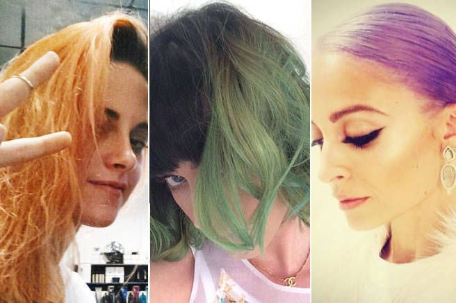 30 Incredible Celebrity Hair Transformations