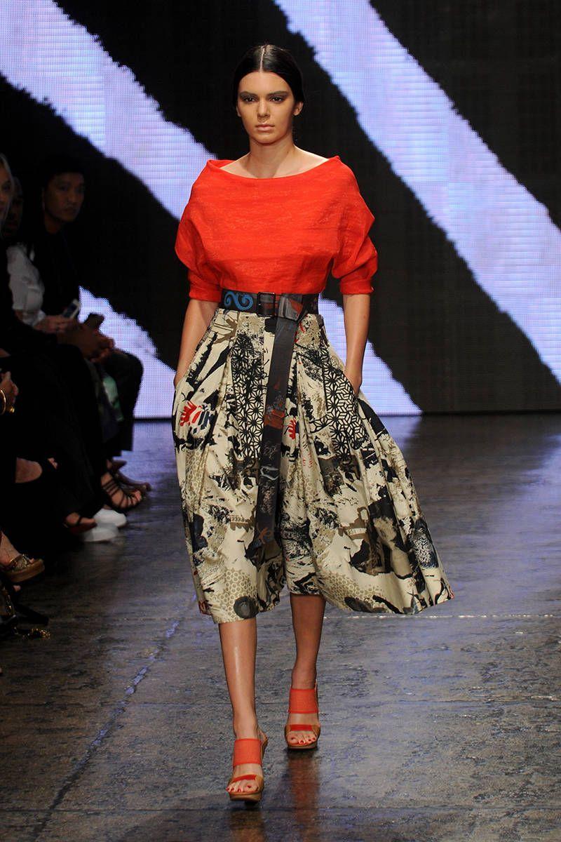 Evolution of a Fashion Show Look: MAC's Rachel Antonoff Garden PartyLook
