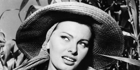 Hat, Style, Headgear, Monochrome, Model, Vintage clothing, Sun hat, Portrait photography, Makeover, Portrait,
