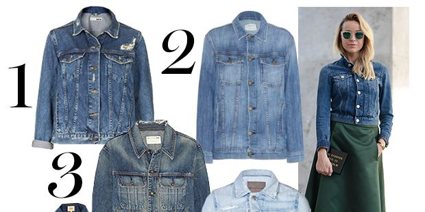 Torn and Frayed: 7 Denim Jackets We Want Now