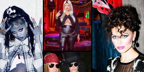 Style, Art, Black hair, Fashion accessory, Costume accessory, Fashion, Sunglasses, Collage, Street fashion, Cg artwork,