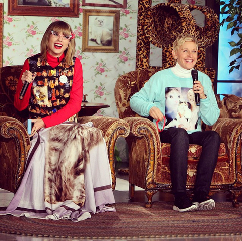 """11 Celebrities Making """"Cat Lady"""" a Thing"""