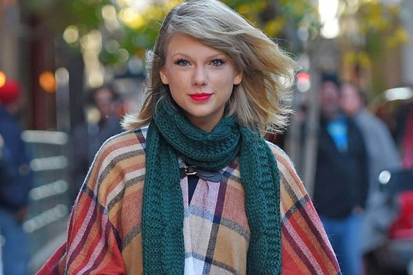 Taylor Swift Has Some Surprising Role Models