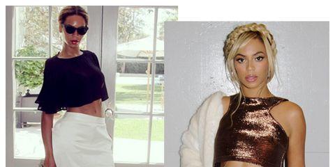 8130ebdc14c83 Beyonce Style 2014 - Beyonce Styling Tricks