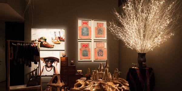 A Must-See: Donna Karan's Urban Zen Holiday Marketplace