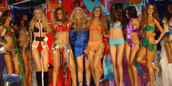 A Complete History of the Victoria's Secret Fashion Show