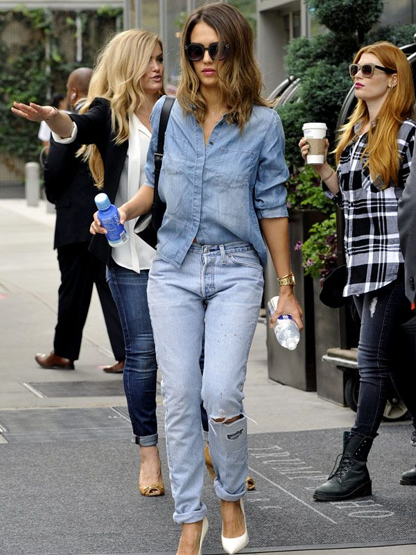 16ebf52ec09 Celebrities in Mom Jeans - Mom Jeans Chic Style