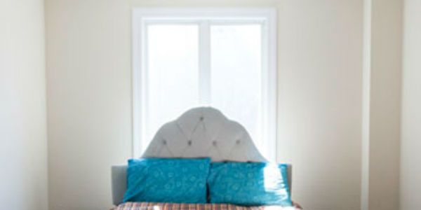 BEFORE & AFTER: Bringing An Unimaginative Bedroom To Life