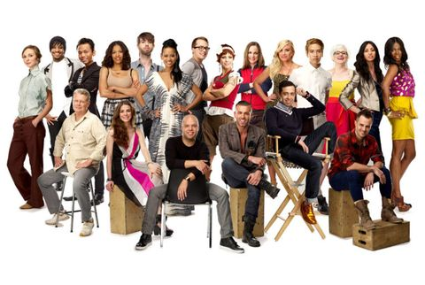 project runway season 9 contestants