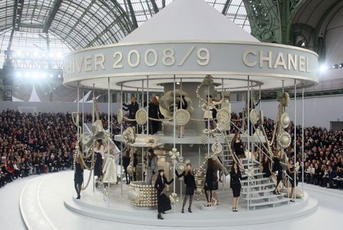 Chanel Carousel, Fall 2008