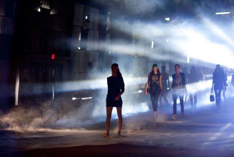 New York Fashion Week! Fall 2013