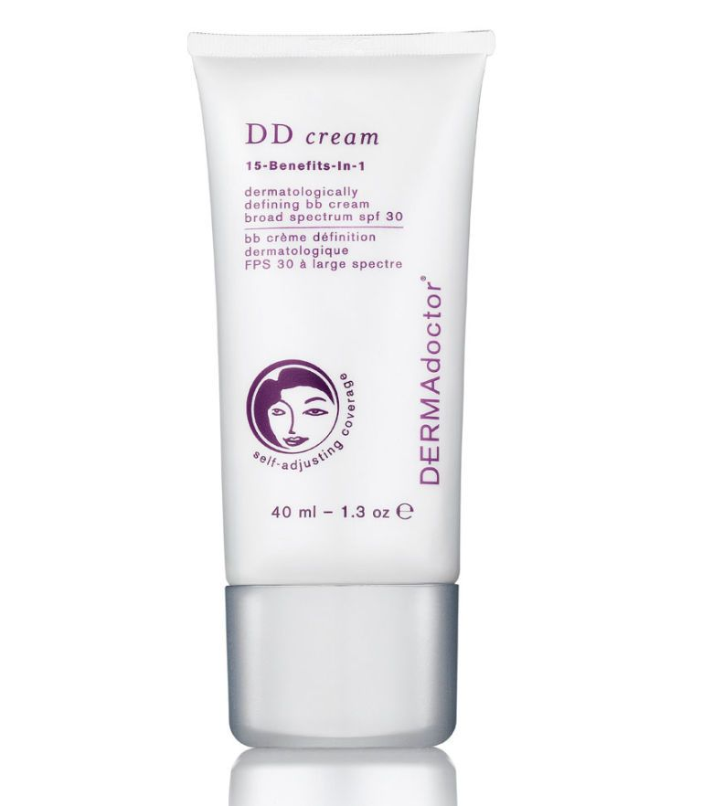 The Difference Between BB, CC & DD Creams