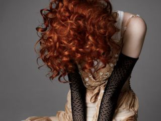 model and musician karen elson