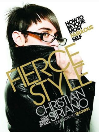 fierce style christian siriano book