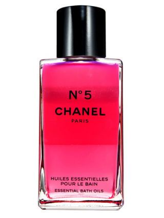 chanel essential bath oil