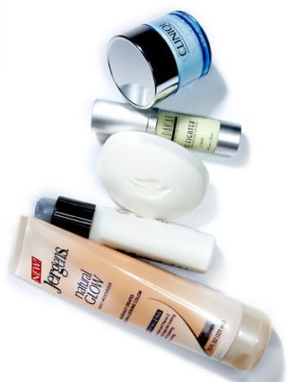 face and body skin products