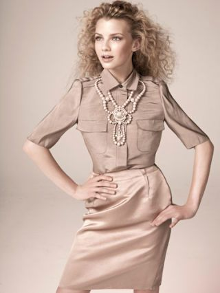 spring fashion pale colored fashion