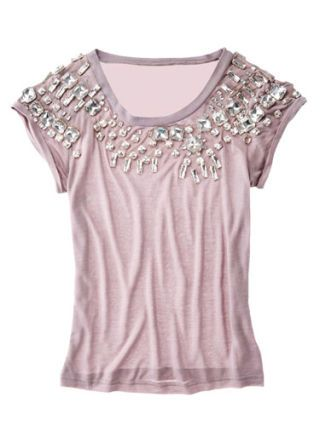 crystal detailed top