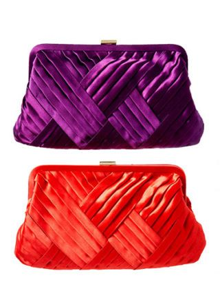 colorful clutches