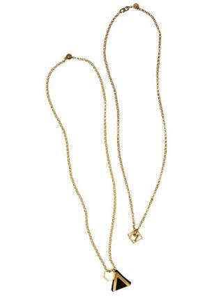ak vintage necklaces