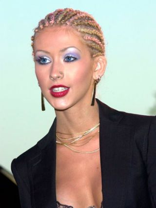 christina aguilera 2001
