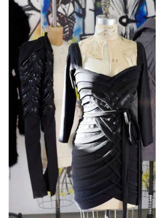 dress by irina shabayeva