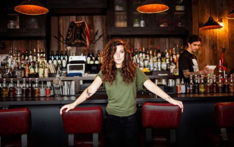Bartending as career three women in nyc bartending industry these women raise the bar for new yorks hospitality industry malvernweather Choice Image