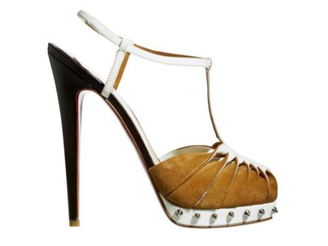 t strap shoe
