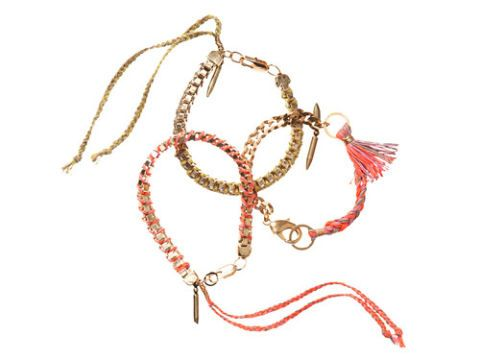 lizzie fortunato jewels at anica bracelets