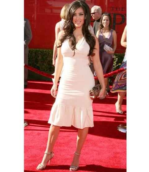 kim kardashian red carpet