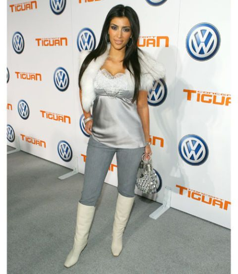 kim kardashian red carpet