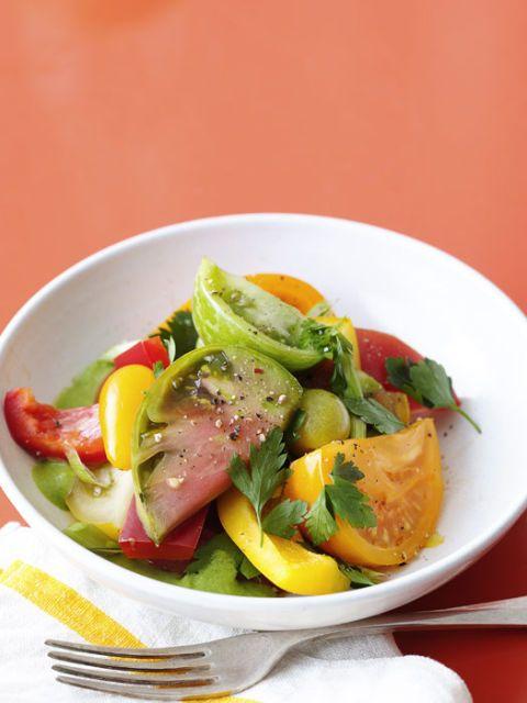 gazpacho tomato salad