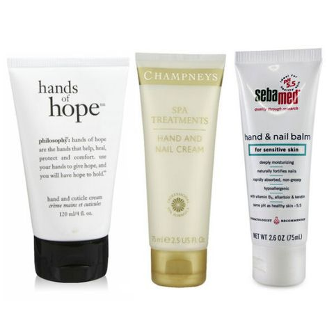 Three Hand Creams That Also Strengthen Nails