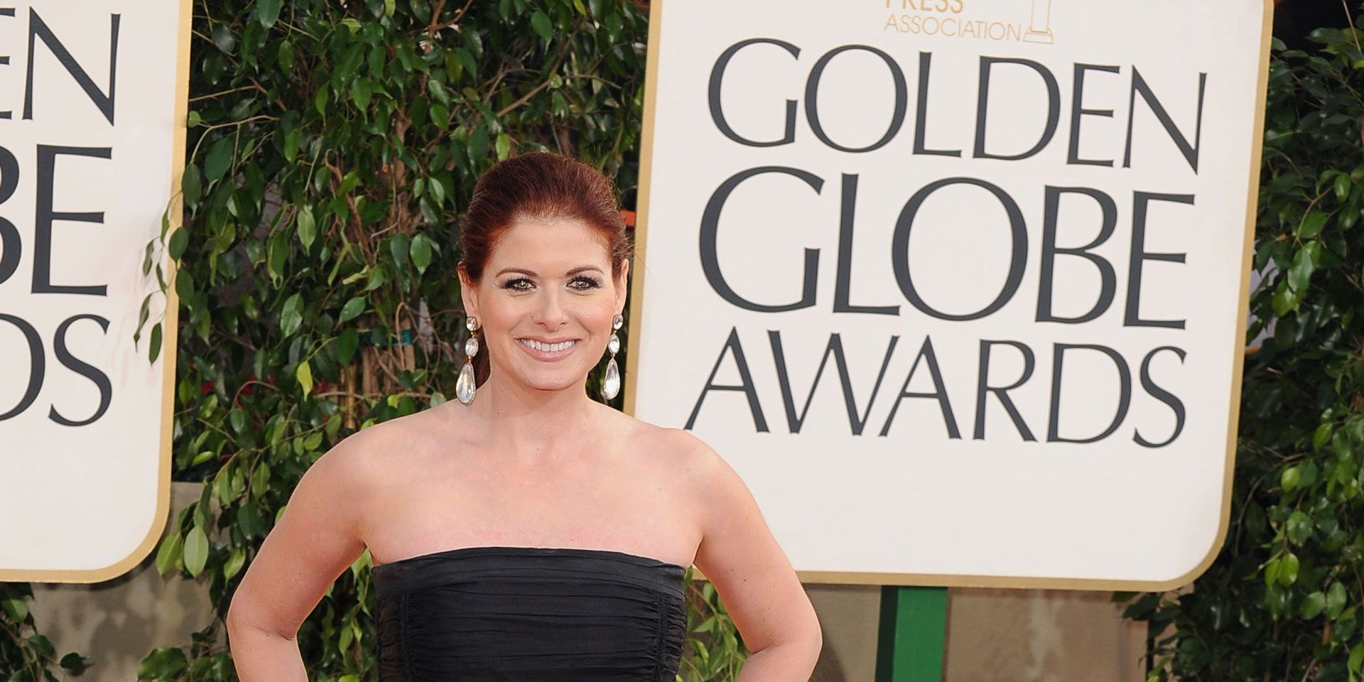 The Golden Globes Red Carpet 2013