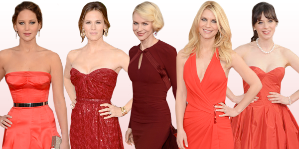 The 3 Biggest Fashion Trends from the Golden Globes
