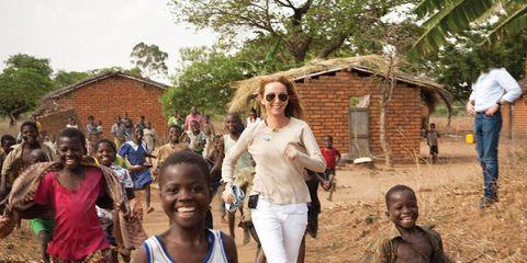 frida giannini in africa