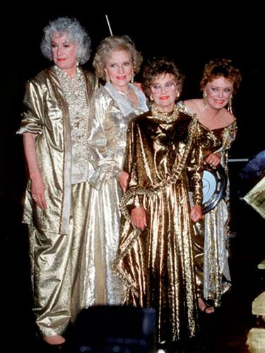 estelle getty bea arthur betty white and rue mcclanahan