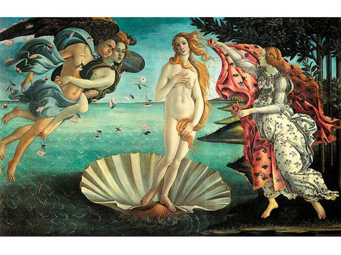 botticelli birth of venus