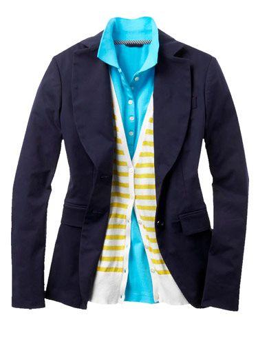 preppy chic fashion
