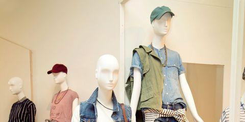 Style, Mannequin, Fashion, Waist, Costume design, Street fashion, Fashion design, Collection, Curtain, Costume,