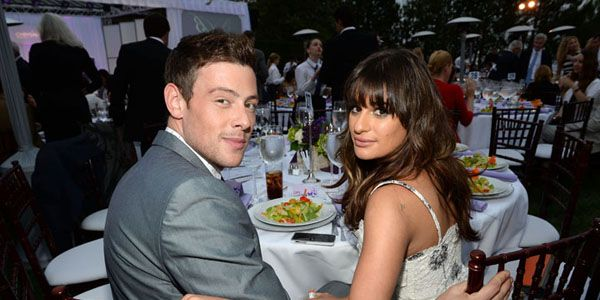 Hear Lea Michele's Song for Cory Monteith