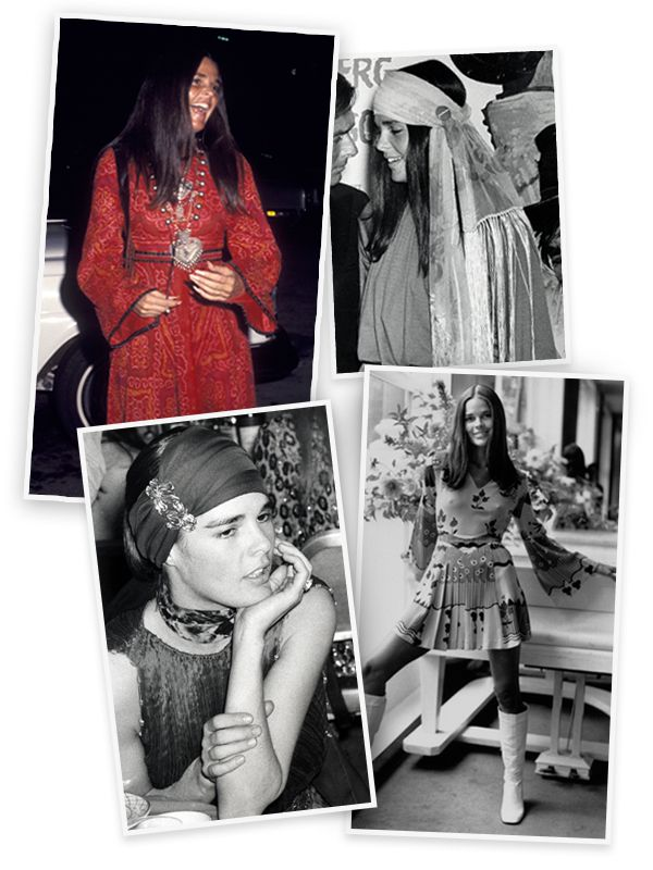 9da9179db5 Bohemian Style Icons - Hippie Fashion Icons